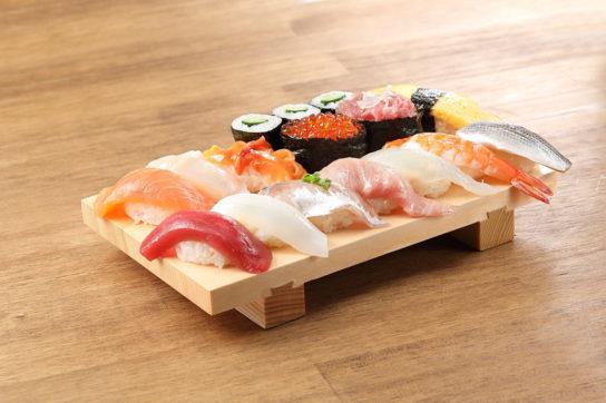 寿司1貫100円から