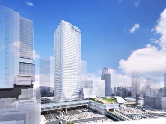 20190410sibuya1 544x408 - 渋谷スクランブルスクエア/オフィス・商業複合の第1期が11月開業