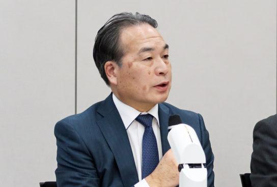 柴田祐司社長