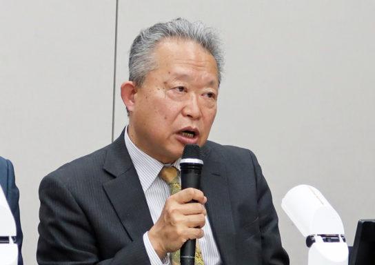 佐々木勉社長
