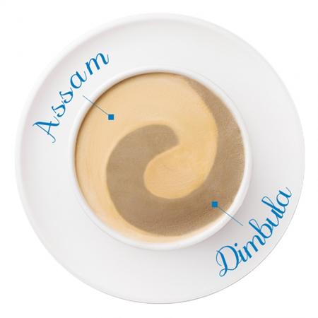 2種の紅茶アイス