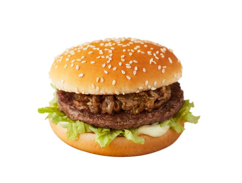 マクドナルド/かるびマックなど3品「改名バーガーズ」として再登場