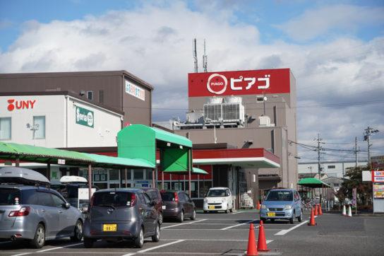 ユニーの店舗