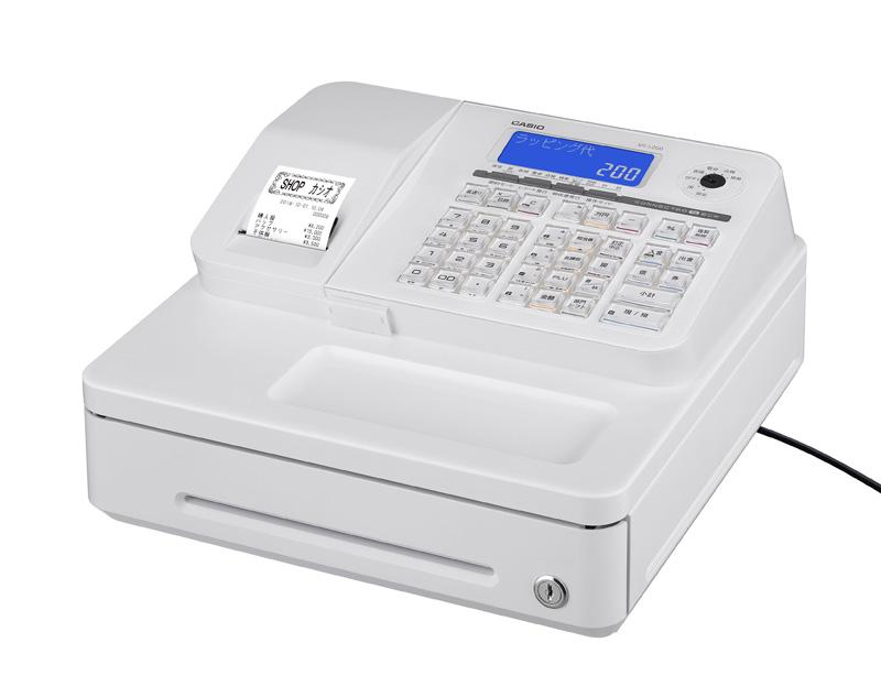 20190526casio - カシオ/QRコード決済サービス対応端末と連動できるレジ