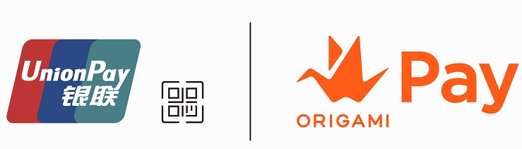 20190527origami - オリガミ/加盟店で「銀聯QR」支払いに対応