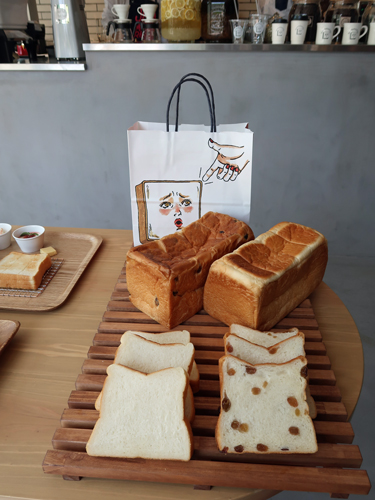 特別感をもたらす食パン