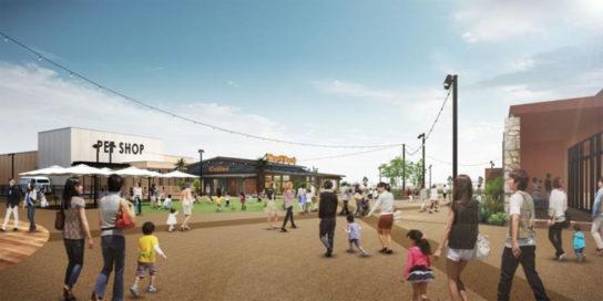 新区画のイメージ
