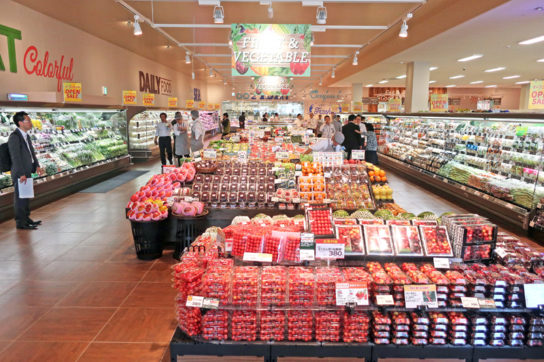 20190618yaoko 4 544x362 - スーパーマーケット/4月既存店3カ月連続増、家庭内の食品需要増加
