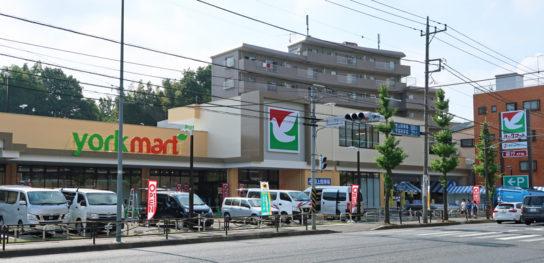 ヨークマート川崎野川店