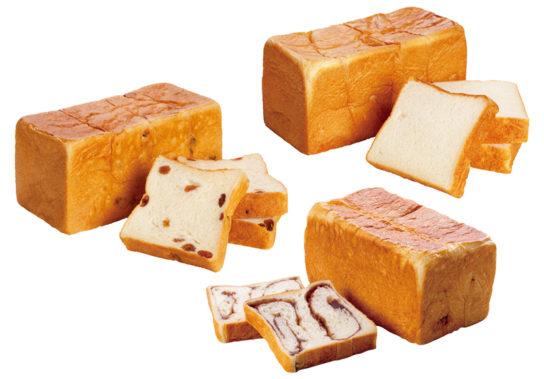 こだわりぬいた食パン