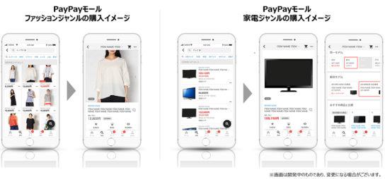 PayPayモールのイメージ