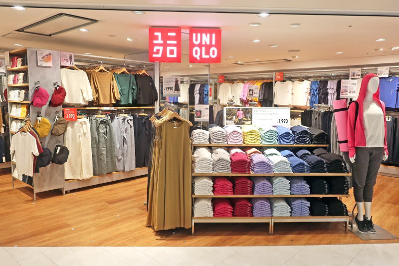 ユニクロ/6月の既存店3カ月ぶりプラスで27.3%増   流通ニュース
