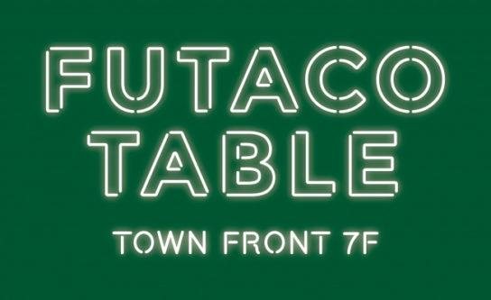 FUTACO TABLE