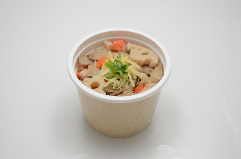 10品目の生姜スープ