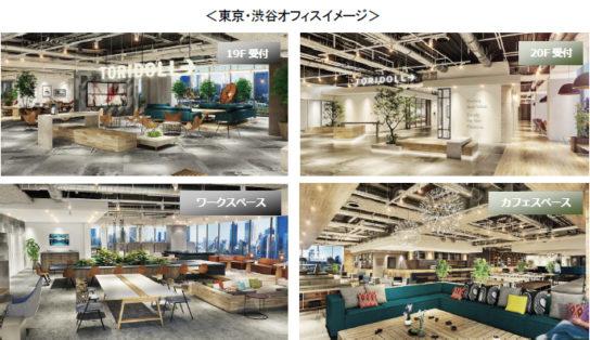 渋谷オフィスイメージ