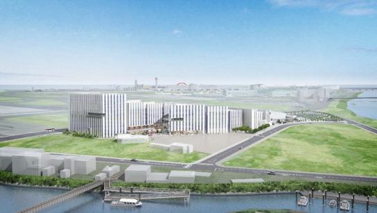 20190820haneda1 544x307 - 羽田空港/飲食・ラボ・会議場などの複合施設、2020年夏開業
