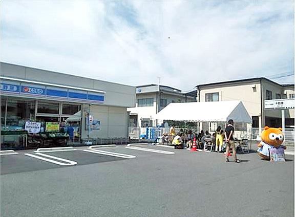20190829lh - ローソン/北海道旭川市で「まちかど健康相談」開催