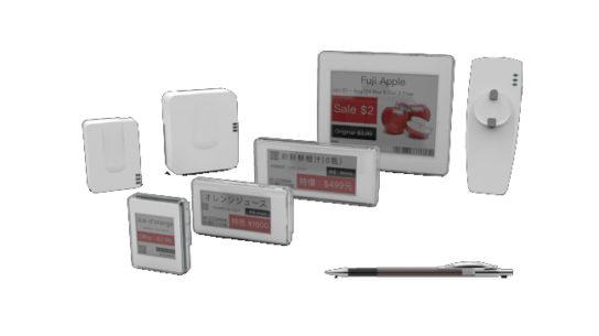 小売・流通業の店舗向け電子棚札システム