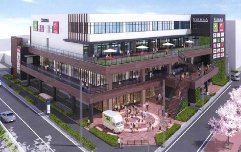 横浜市南区に複合商業施設