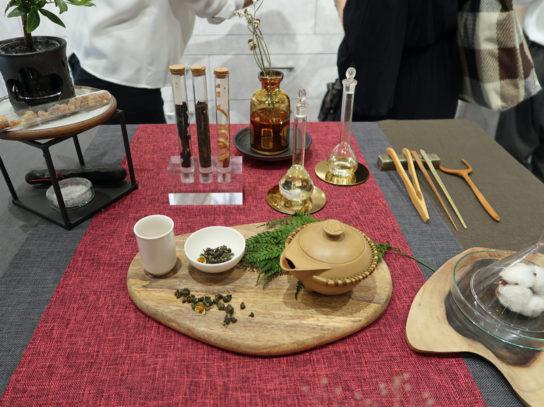 P. Seven 茶香水