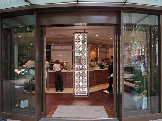 道外のカフェ業態出店は初めて