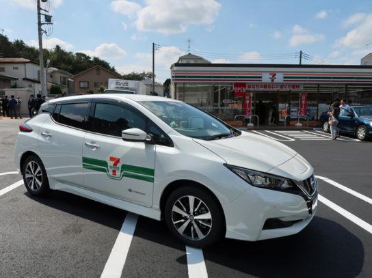 20190926seven4 544x407 - セブン‐イレブン/再生可能電力100%で店舗運営する実証実験開始