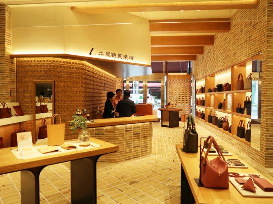 土屋鞄製造所 日本橋店