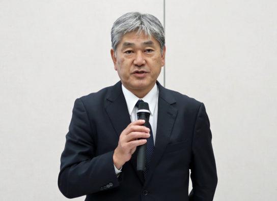 青柳・イオン北海道社長