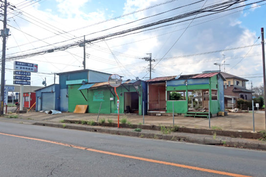 台風15号で被災した建物