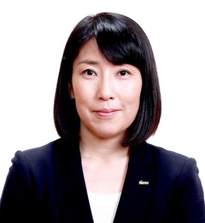 後藤佐恵子・新社長