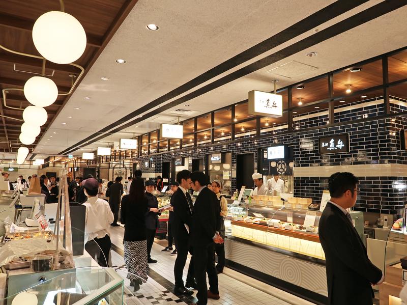 渋谷スクランブルスクエア地下2階