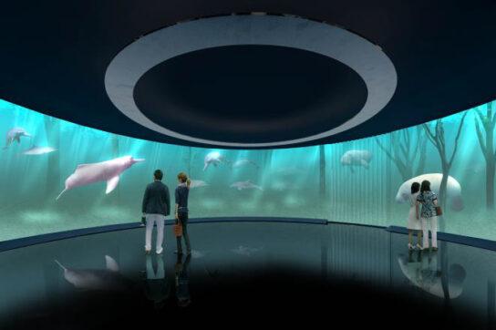 ミズー川崎水族館