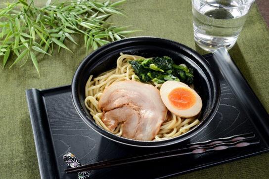 「吉村家」が監修したホット麺