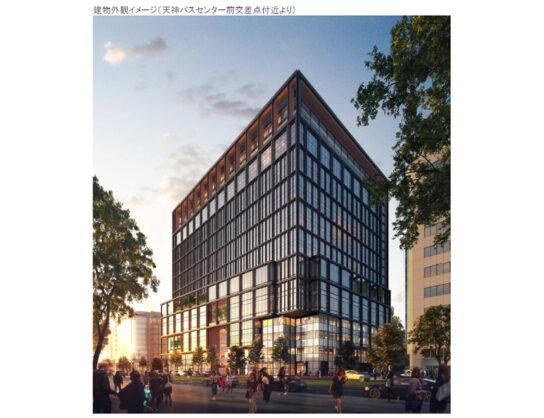 天神一丁目11番街区開発プロジェクト
