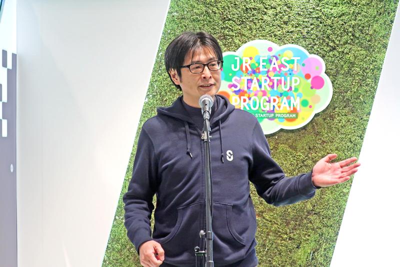 20191204oomiya 1 - JR東日本/AIきき酒・パスタロボット・ウルトラ自販機「体験イベント」