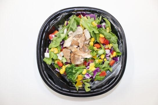国産野菜のチョップドシーザーサラダ