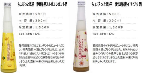 マックスバリュ東海/統合で地元の味提案を強化「ちょびっと乾杯」4種