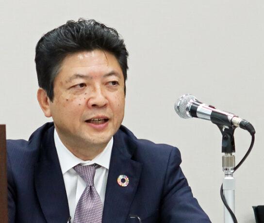 吉田昭夫・新社長