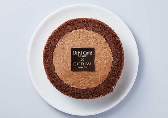 20200121godiva 544x381 - ローソン/2週間で250万個販売「ショコラロールケーキ」再発売