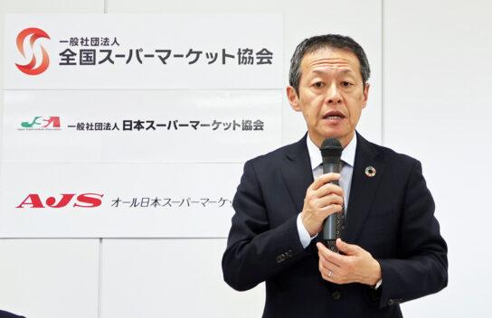 伊藤治郎渉外広報本部長