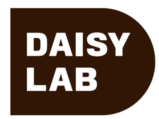 デイジーラボのロゴ