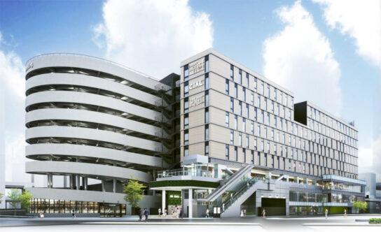 JR横浜鶴屋町ビルの外観