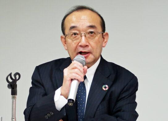 吉田淳一社長