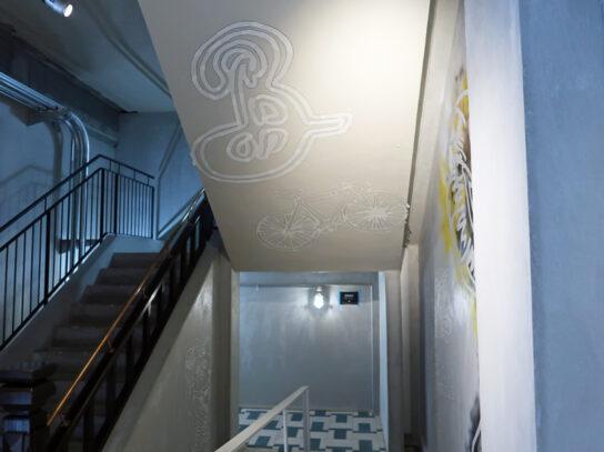 マイクロ複合施設「K5」の地下1階にオープン