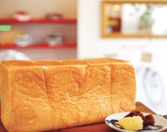 高級食パン「い志かわ」