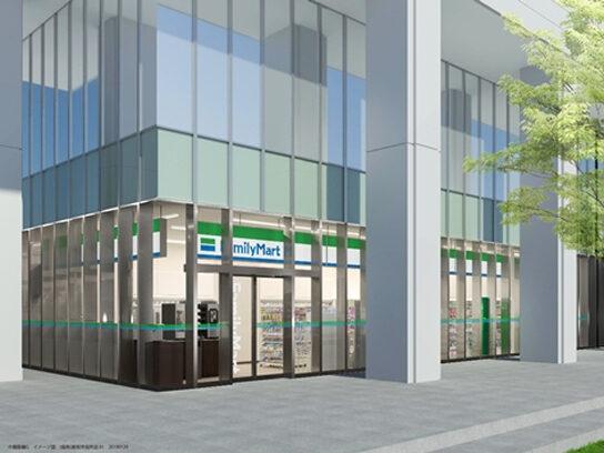 ファミリーマート高知市役所店のイメージ