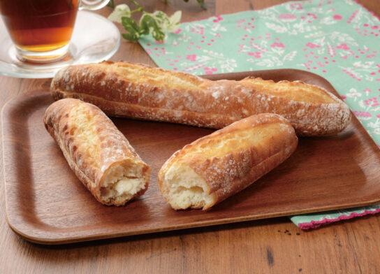 ミルクとバターのフランスパン