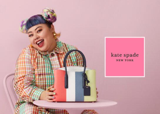 ケイト・スペードもリニューアル