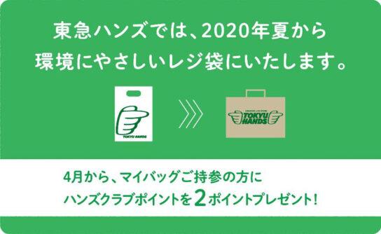 「プラ製レジ袋」紙製バッグに切り替え