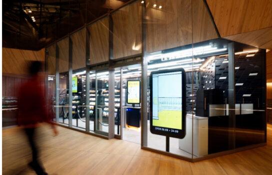 無人AI決済店舗の第1号店